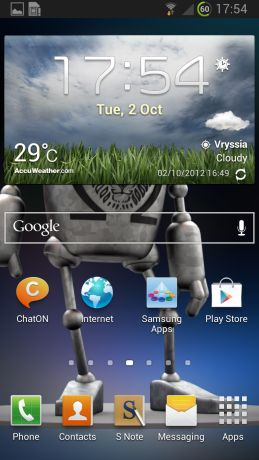 Omega-Android-custom-ROM