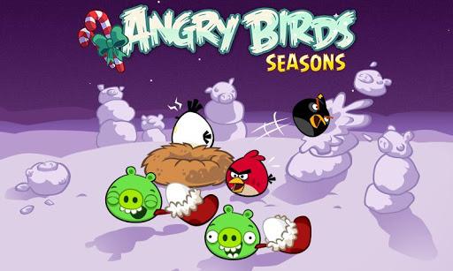 Download Angry Birds Seasons apk