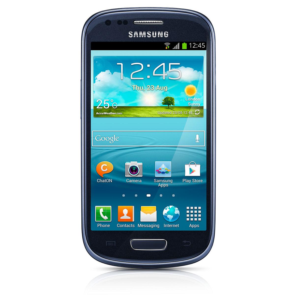 Samsung I8190 Galaxy S III Mini Blue