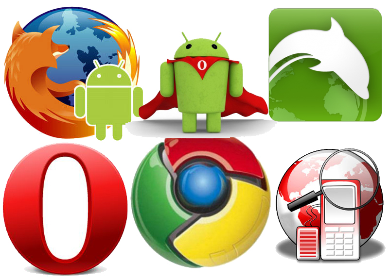 android browsers 2013