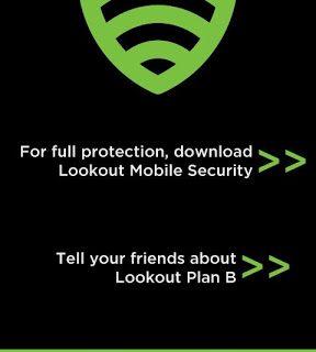 find stolen phone with plan b