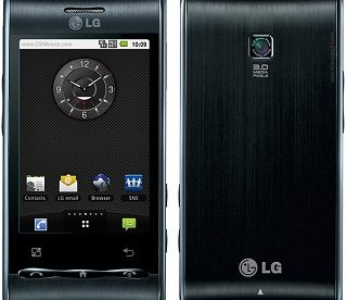 LG-Optimus reset