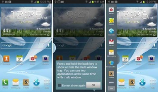 Samsung Galaxy Note N7000 to the Android 4.1.2 Jelly Bean