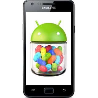 Galaxy S2 I9100 Jelly Bean XWLSN OS