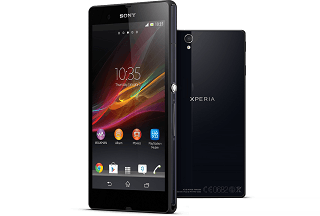 xperia z black update Android 4.2.2