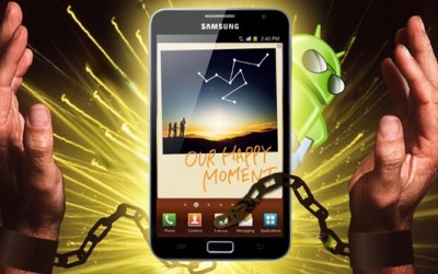 Root Samsung Galaxy Note N7000 on Android 4 1 2 Jelly Bean XXLT5