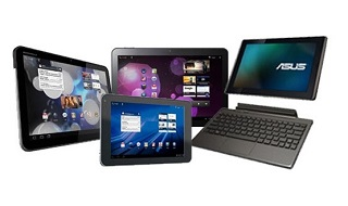 Android tablets devices