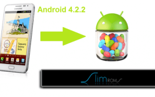 Update Samsung Galaxy Note GT-N7000 to Android 4 2 2 Jelly Bean with