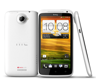 Official Android 4.2.2 with HTC Sense 5