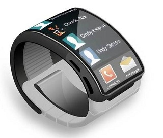 Samsung Galaxy Gear Specs