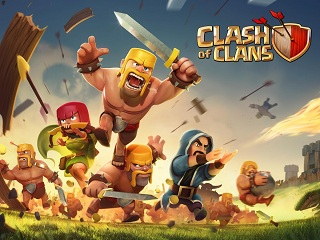 Download Clash of Clans game for Android