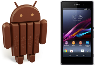 Update Sony Xperia Z to CM 11 Android 4.4