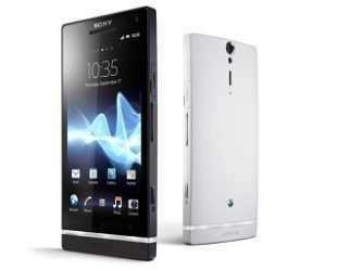 Sony Xperia S device to OmiROM Firmware