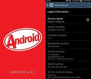 Android 4.4.2 KK