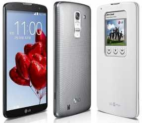 Recovery Mode LG G Pro 2 device