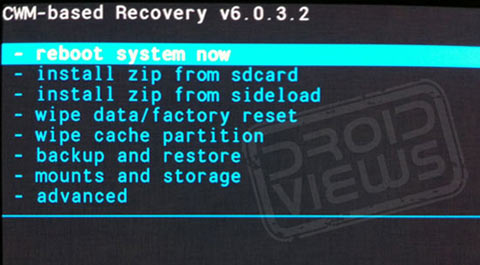Entering Recovery Mode on Samsung Galaxy S4 - Android News, Tips&