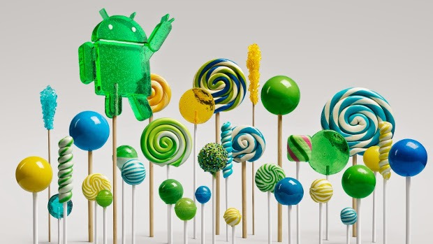 Android 5.0 Nexus devices