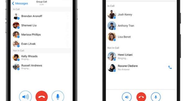 Facebook-Group-Video-Calling