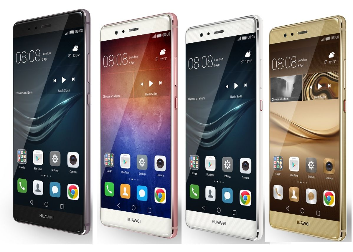 How to Install TWRP Recovery on Huawei P9 Plus - Android News, Tips&
