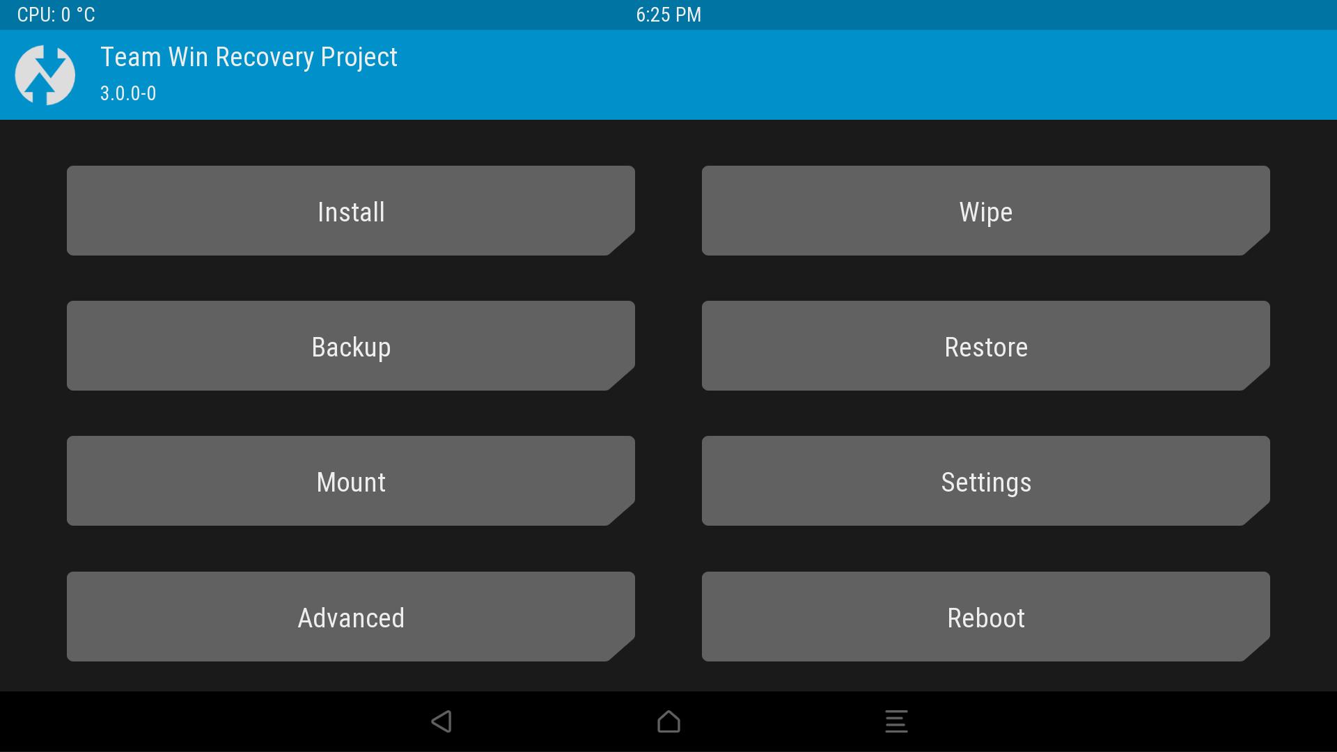 Cum resetez un telefon cu Android din modul Recovery 140