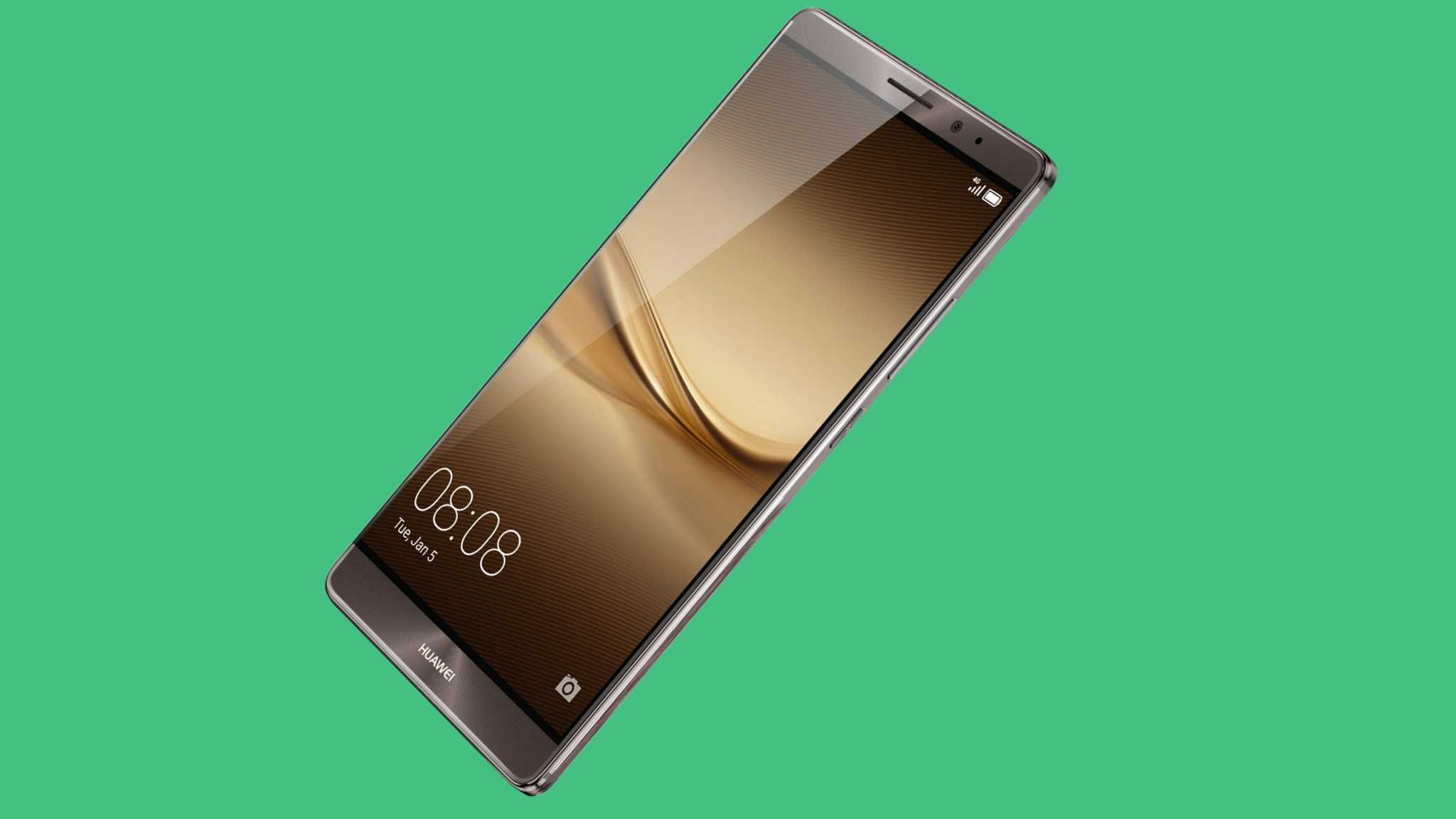 Install TWRP Recovery on the Huawei Mate 9 Smartphone - Android News
